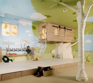 Ma cabane dans les arbres nom d 39 un camion - Cabane dans les arbres avec salle de bain ...