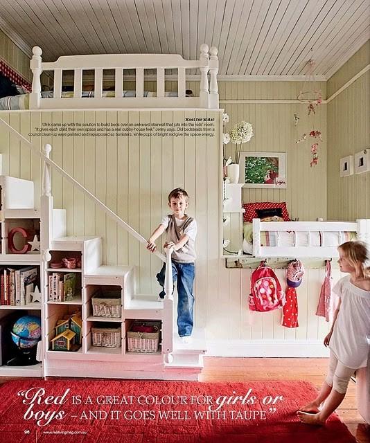 Une chambre pour 2 ou plus nom d 39 un camion - Amenager une chambre pour 2 enfants ...